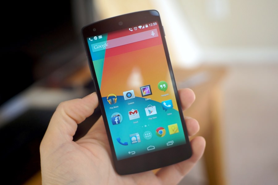 Фотография и особенности Nexus 5 производства 2015 года