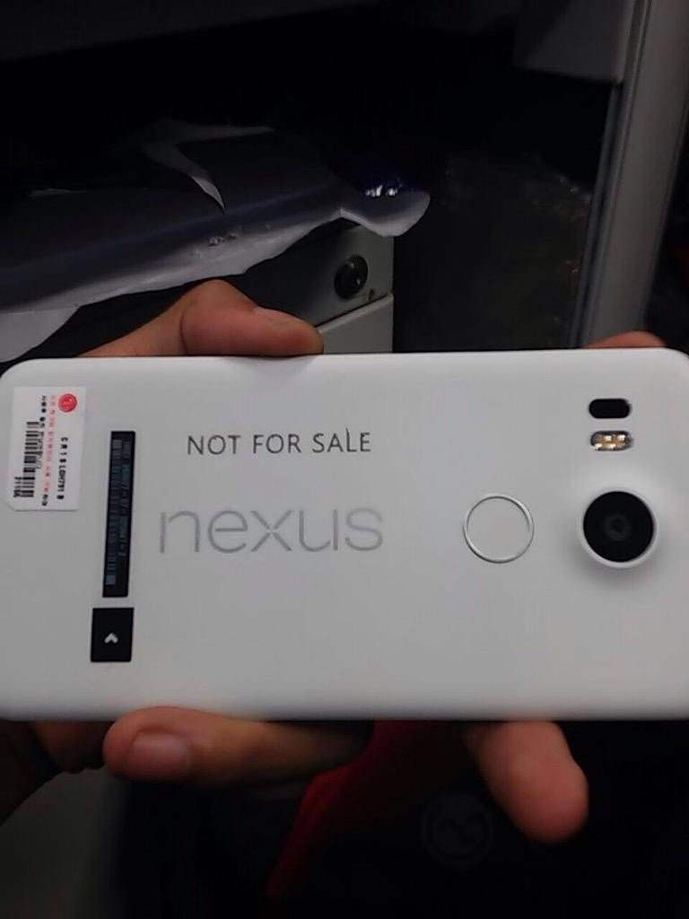 Nexus 5 2015 made Russia LG Google Android