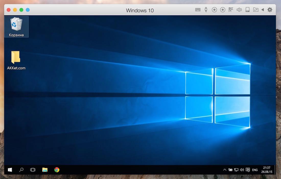 Parallels Desktop 11 3