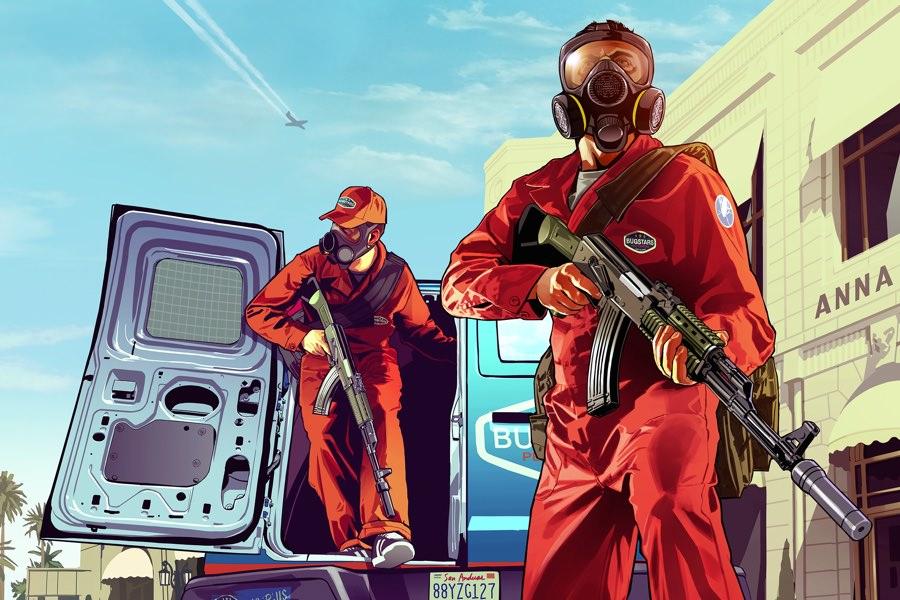Grand Theft Auto V на iPhone и iPad — реальность?