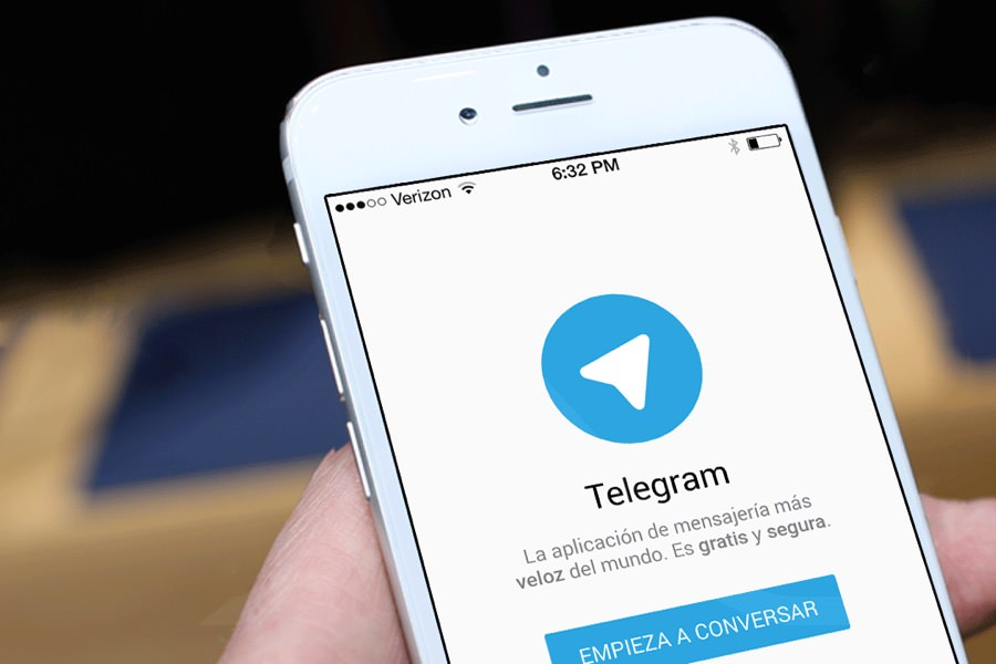 telegram+call