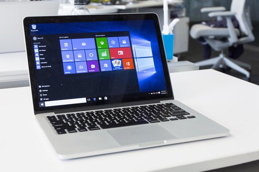 Apple добавила поддержку Windows 10 в Boot Camp на Mac