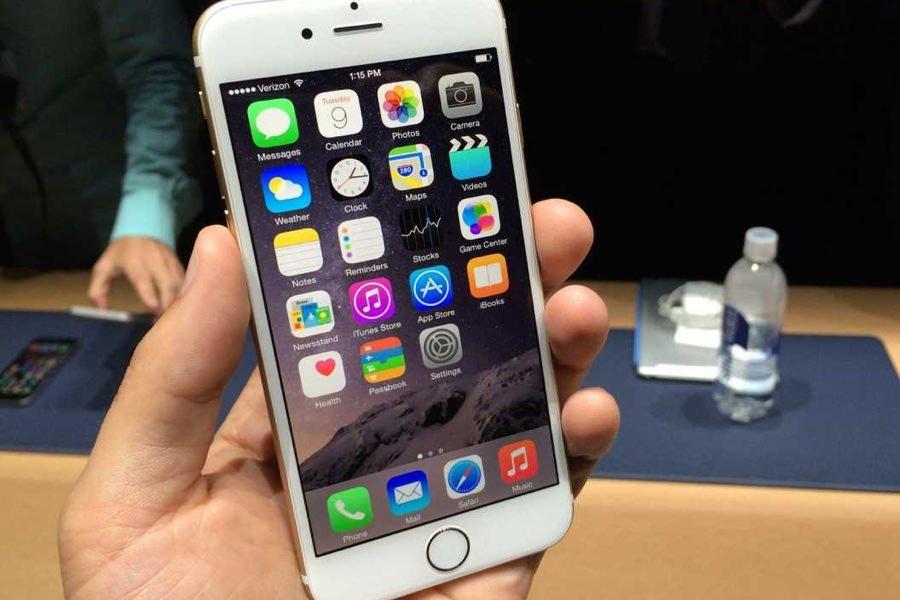 Фотографии «потолстевшего» iPhone 6s с дисплеем Force Touch