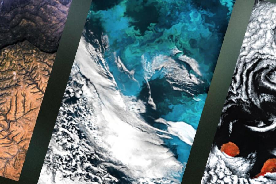 Обои от WLPPR для iPhone из снимков ландшафта планеты Земля