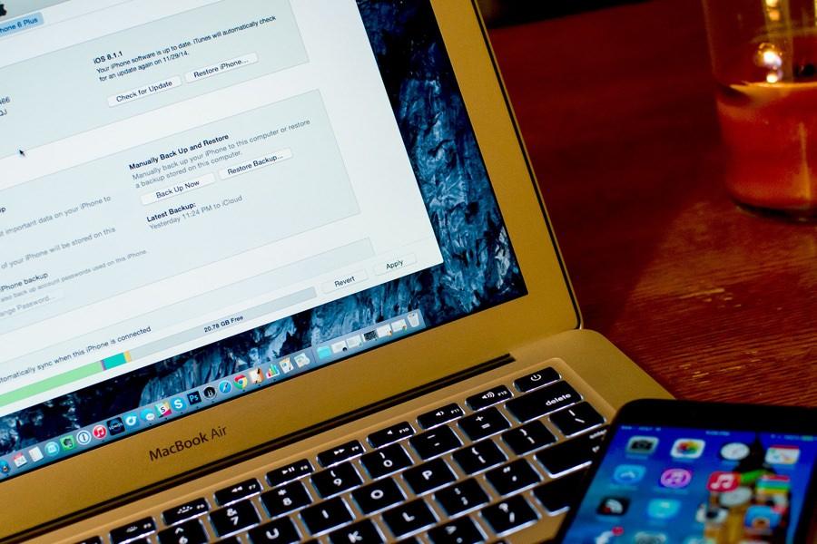 iOS 10 будет синхронизироваться с iTunes через единую Wi-Fi сеть