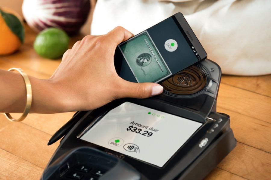 Google запустила собственный платежный сервис Android Pay