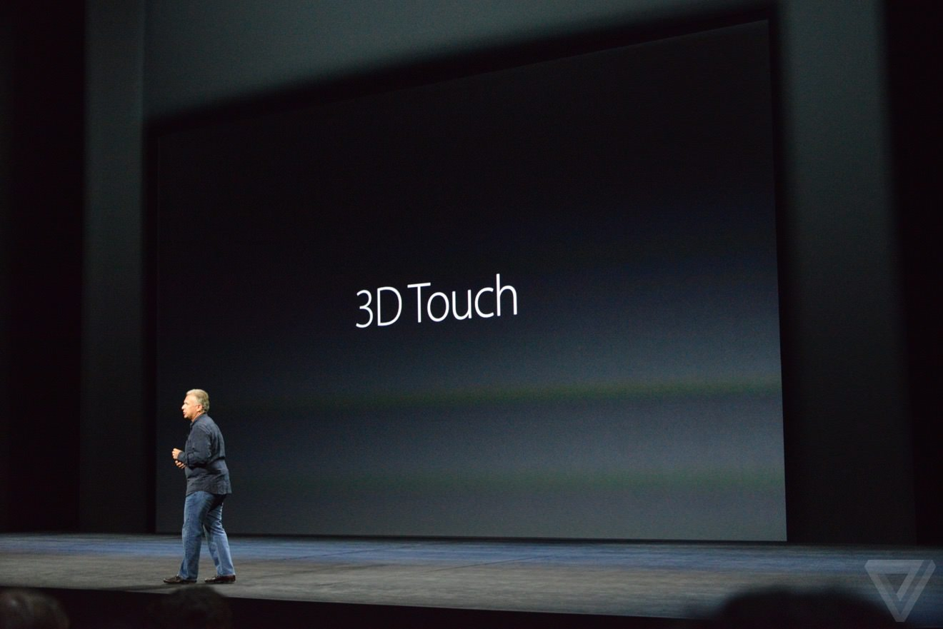 Apple Iphone 6s Plus 3D touch 2015 2