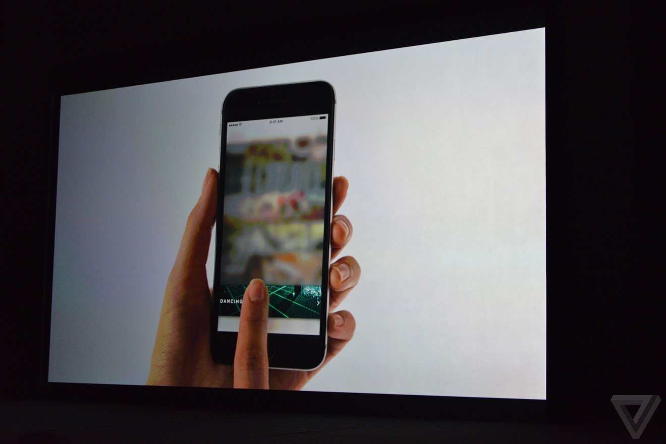 Apple Iphone 6s Plus 3D touch 2015 5