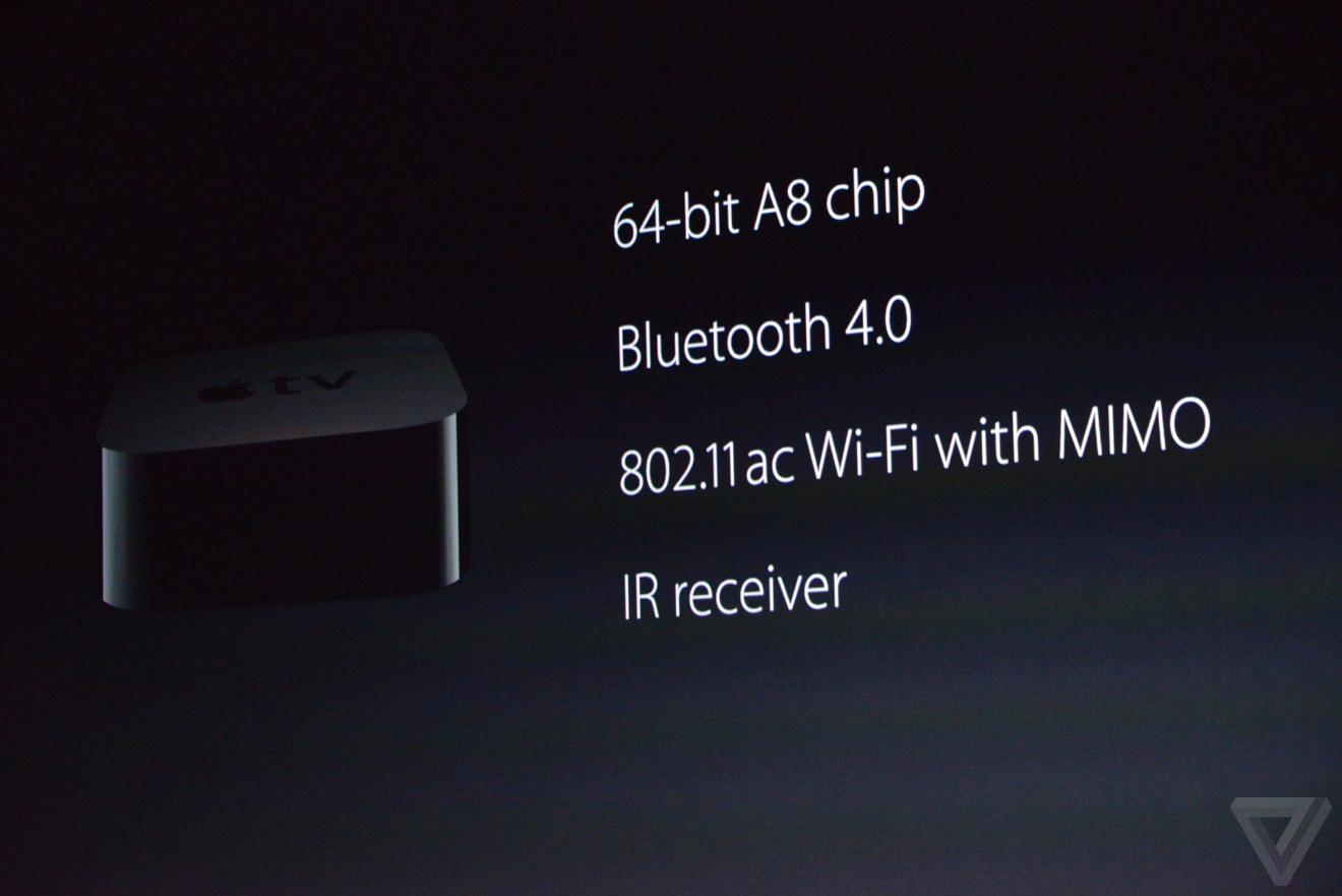 Apple TV 4 1