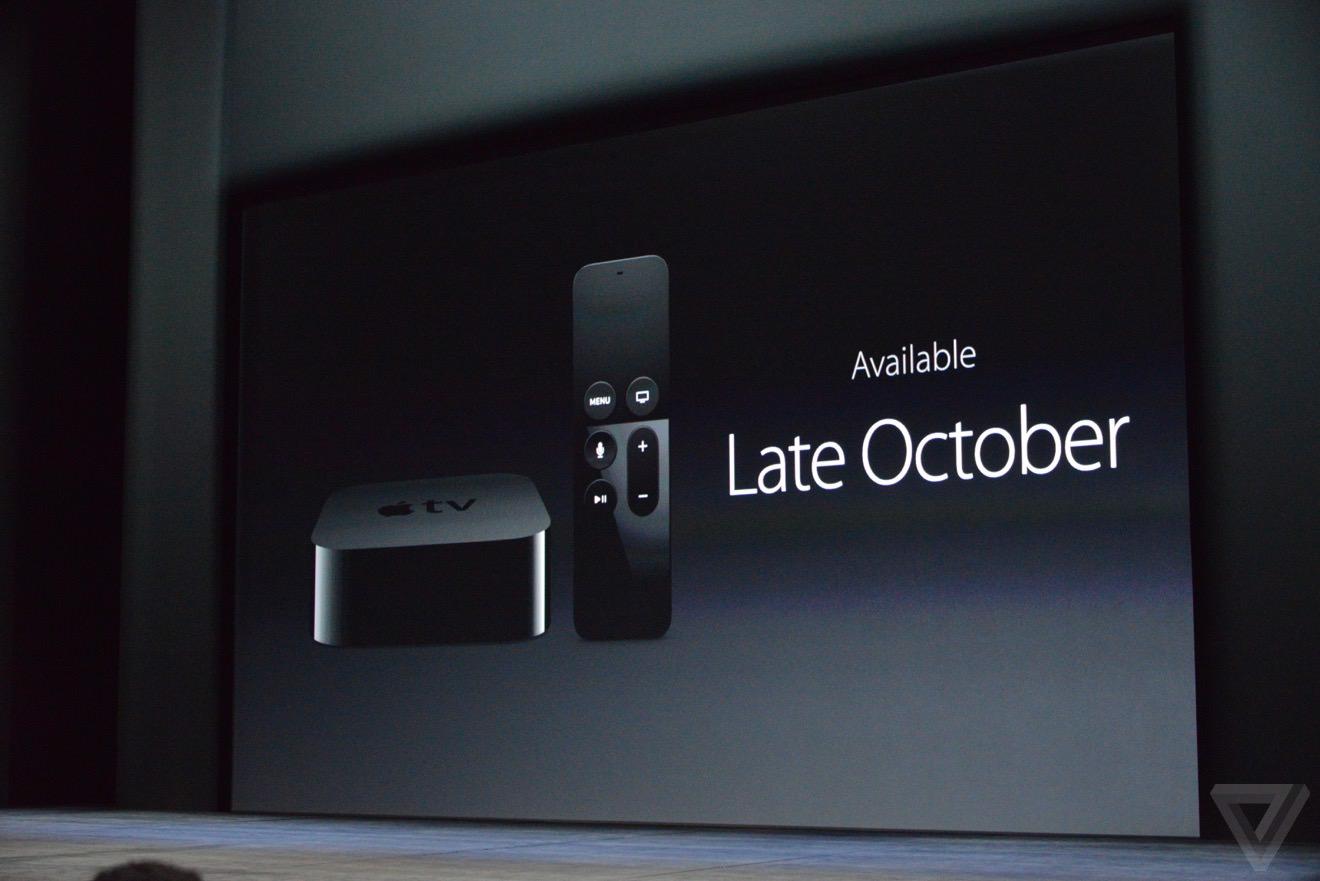 Apple TV 4 4