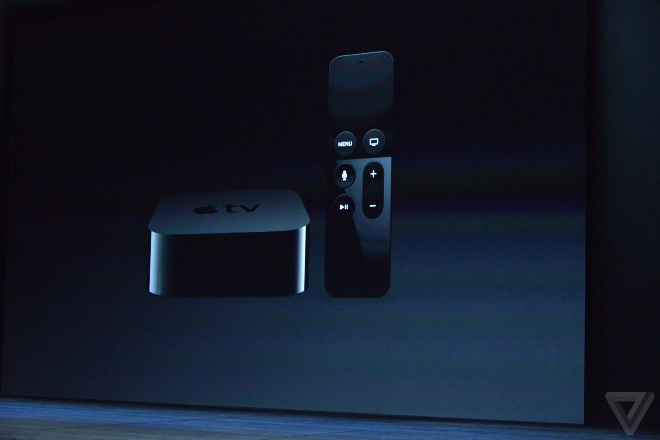 Apple TV App Store New 2015 3
