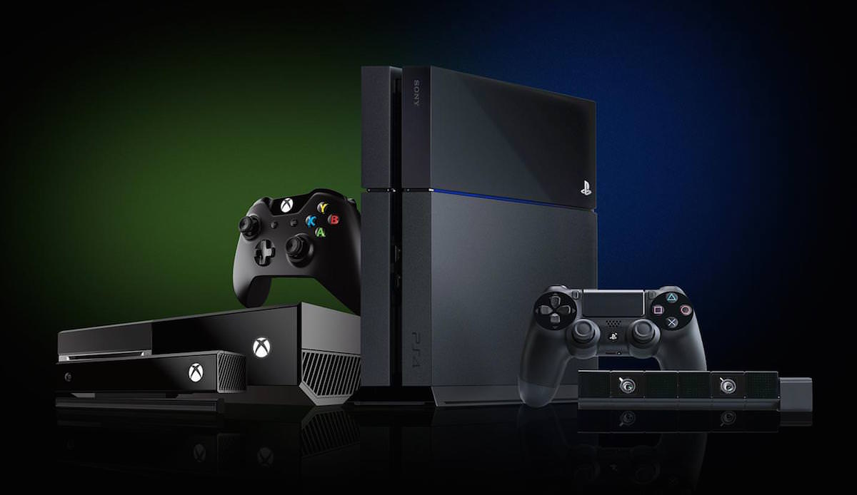 Apple Tv xbox One 4 PS4 Sony Microsoft 2