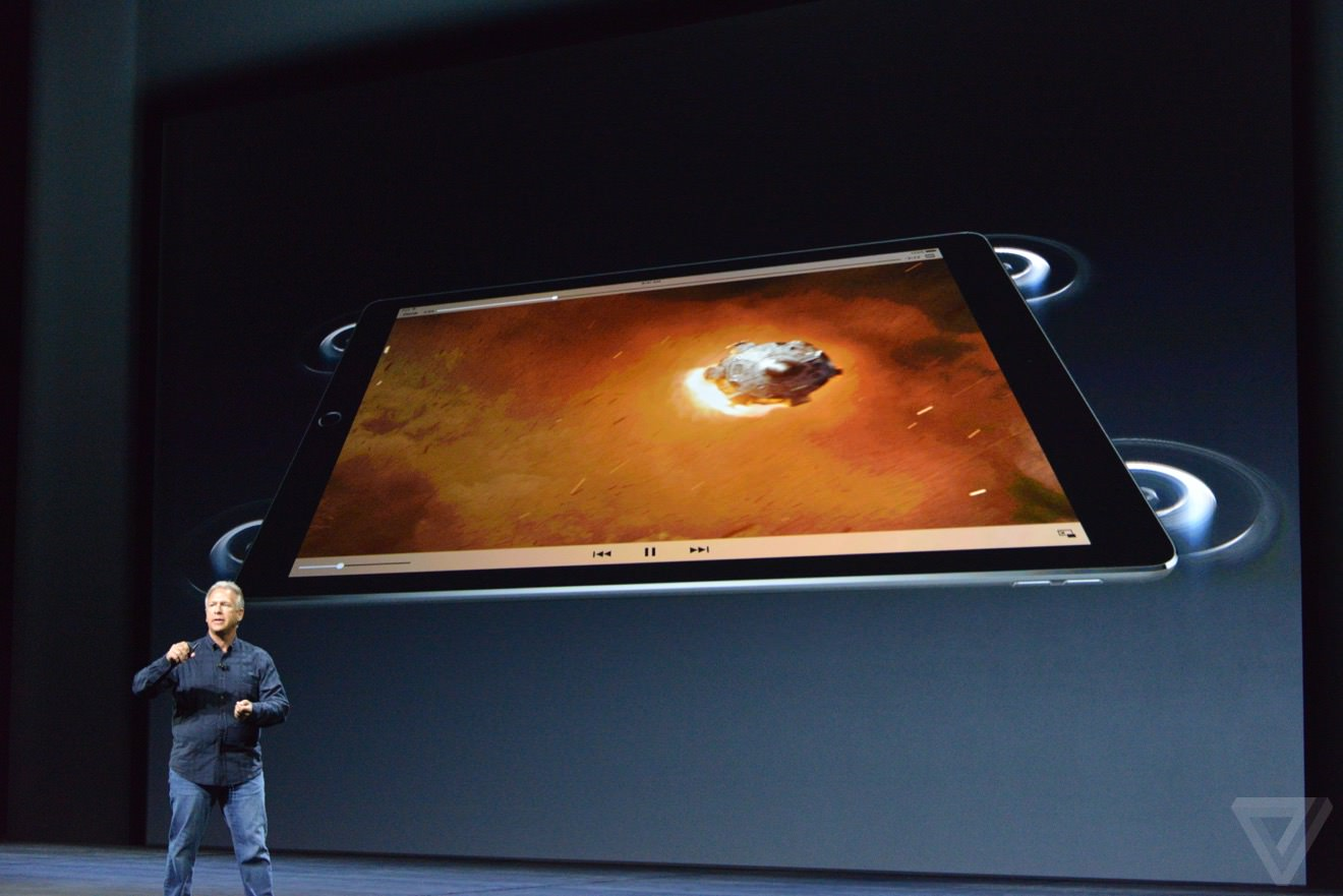 Apple ipad pro 5