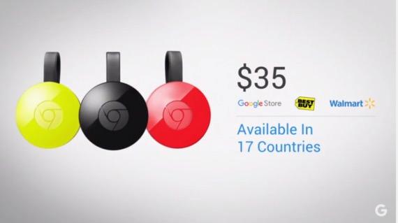 Google Chromecast 2 4