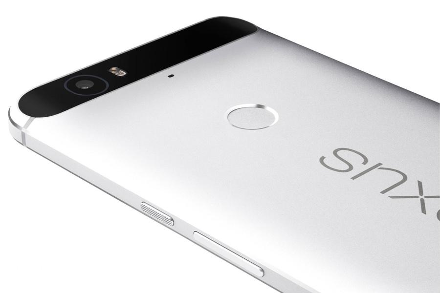 Google представила Huawei Nexus 6P
