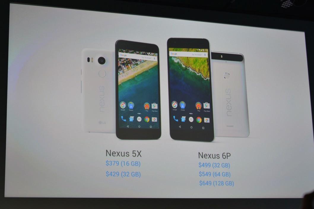 Google Nexus 6P 5X 2