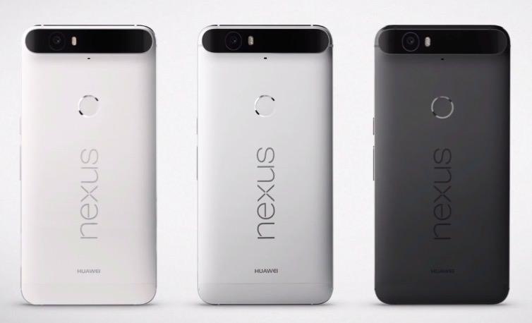 Google Nexus 6P 5X 3-1