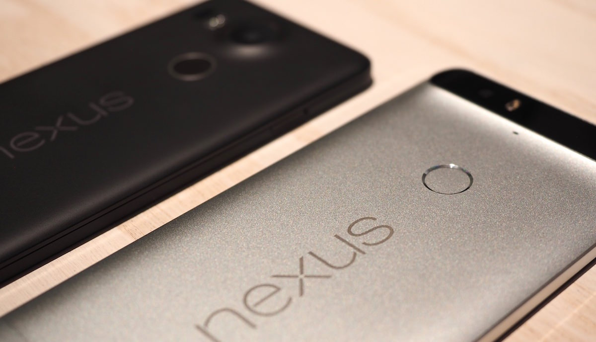 Google Nexus 6P 5X 3