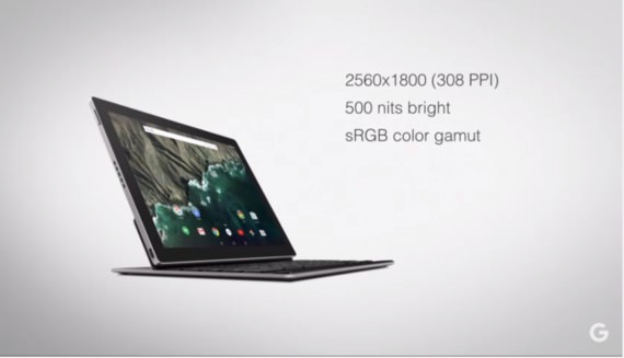 Google Pixel C 5