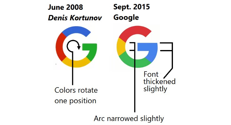 Google new logo favicon russia download 3