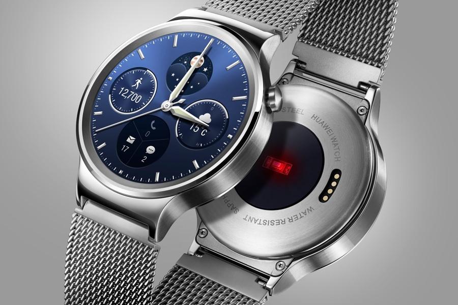 Huawei Watch — вся информация о новых смарт-часах на Android Wear