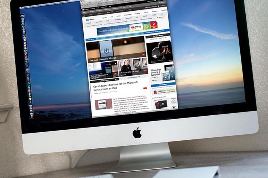 Apple представит 21,5-дюймовый iMac с дисплеем Retina 4K в октябре