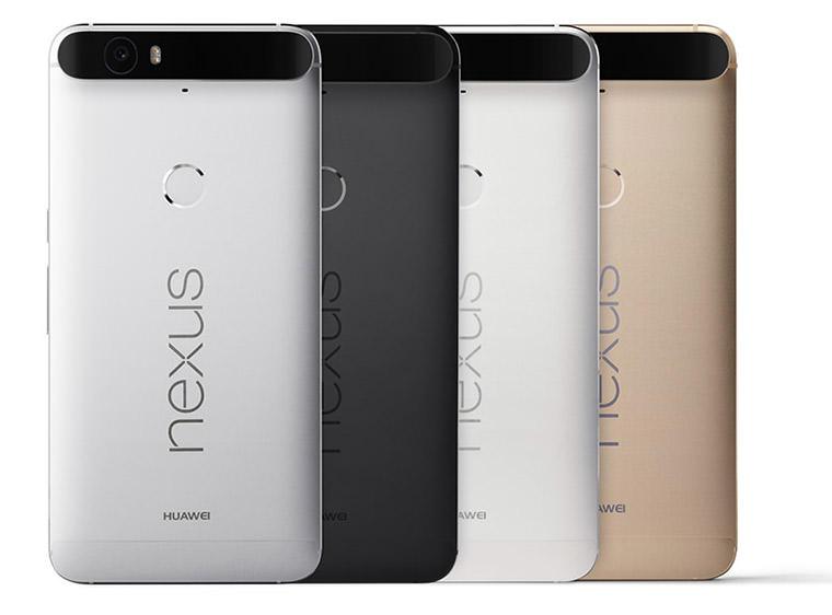 LG Nexus 5X Huawei Nexus 6P 3