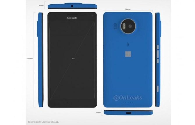Lumia 950XL 3