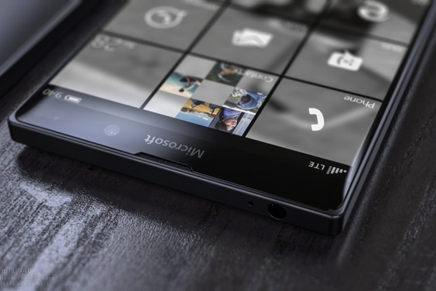 Снимки корпуса Lumia 950XL на Windows 10 попали в Интернет