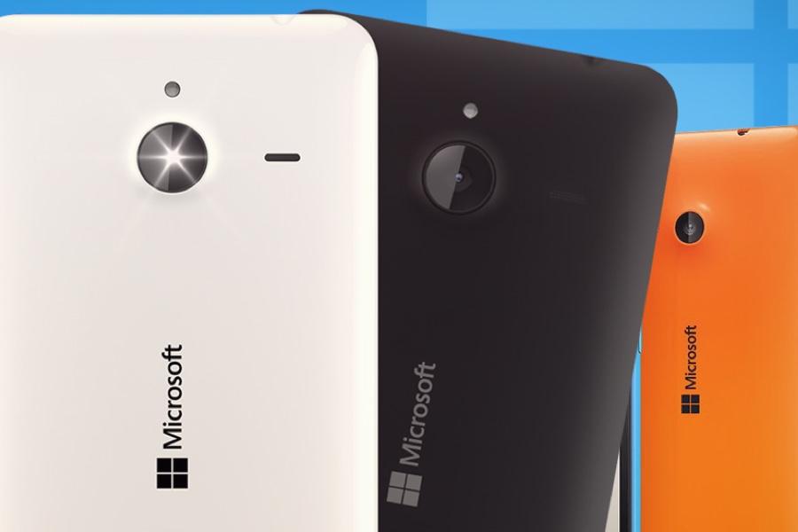 Microsoft выложила на свой сайт смартфоны Lumia 950 и Lumia 950 XL