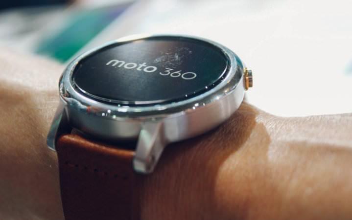 Motorola 360 Moto clock iphone ipad 2