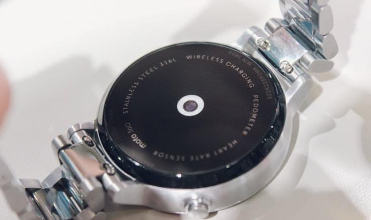 Motorola 360 Moto clock iphone ipad 3