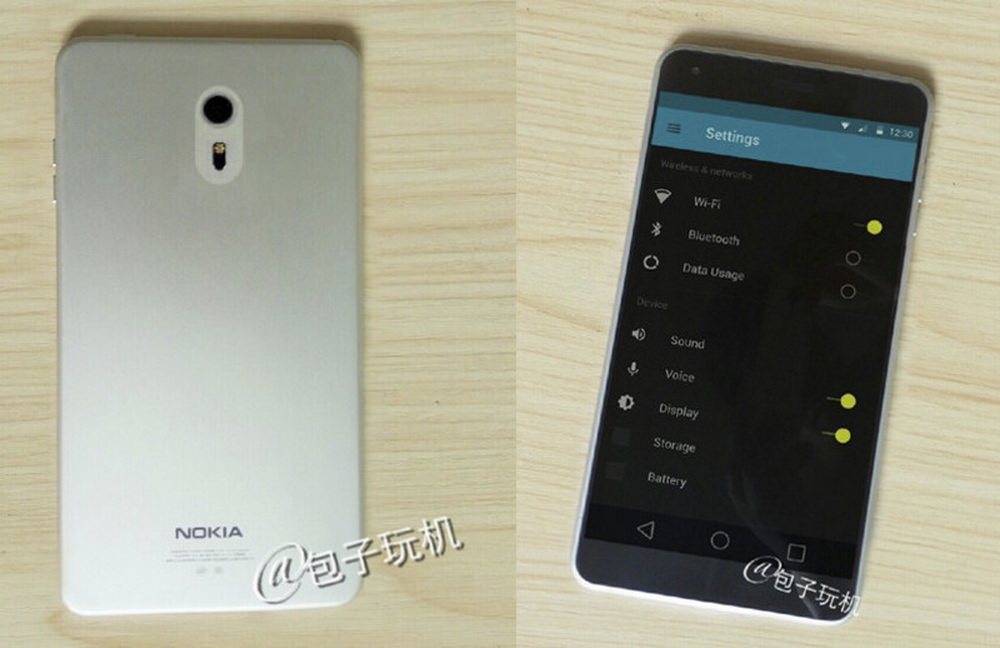 Nokia C1 russia android