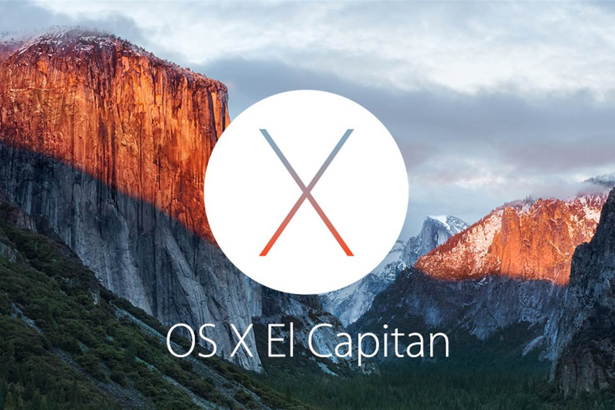 OS X El Capitan Mac Apple