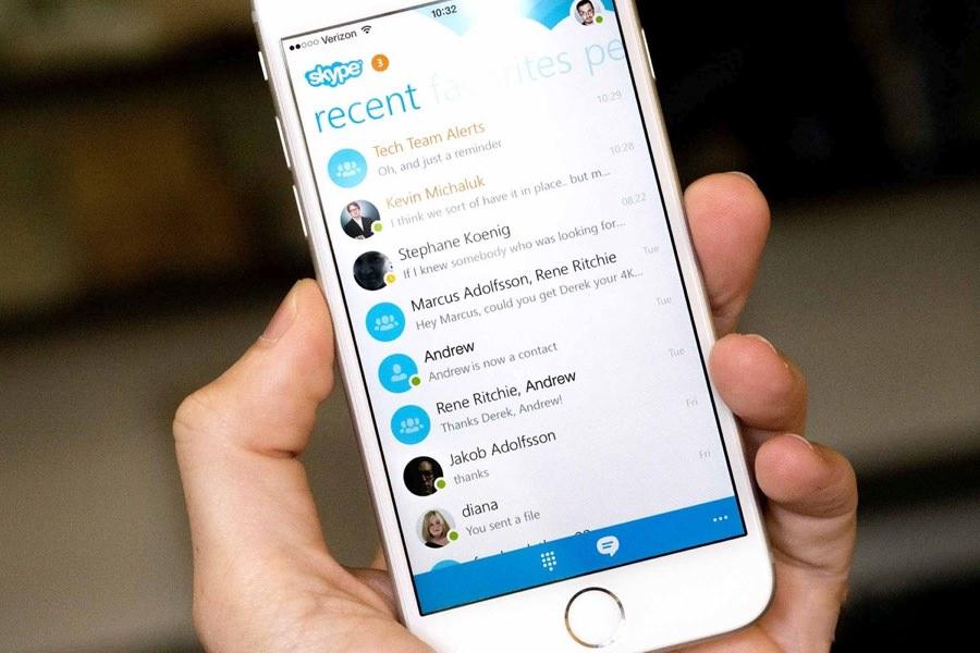 В работе мессенджера Skype произошел глобальный сбой