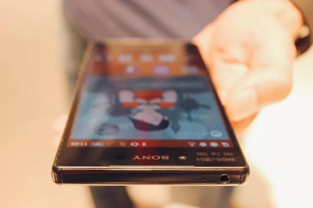 Sony Xperia Z5 Premium 4K 3
