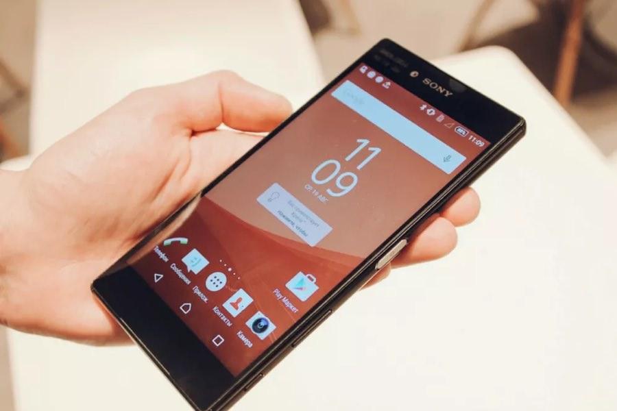 Sony Xperia Z5 Premium — смартфон с 4K дисплеем и 4 Гб оперативной памяти