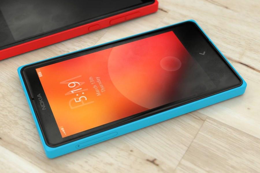 Nokia C1 — первый смартфон компании на Android