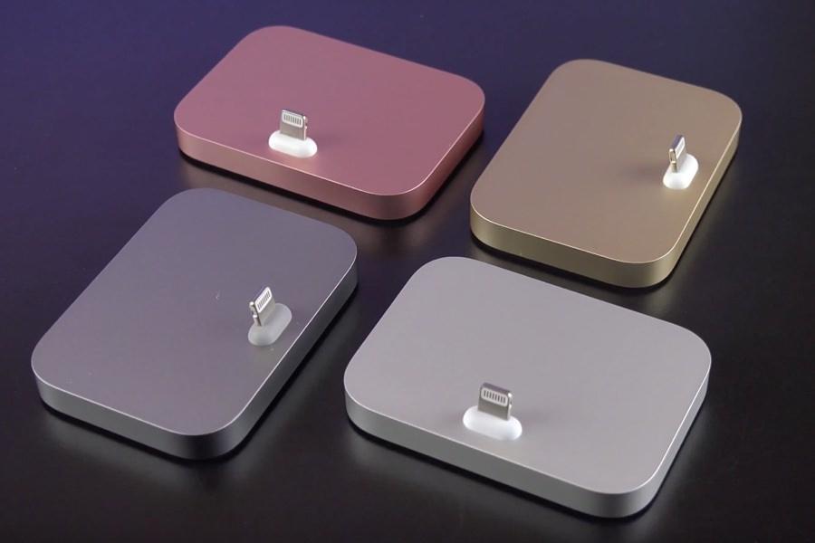Первый видеообзор док-станций Apple для iPhone 6 и iPhone 6s
