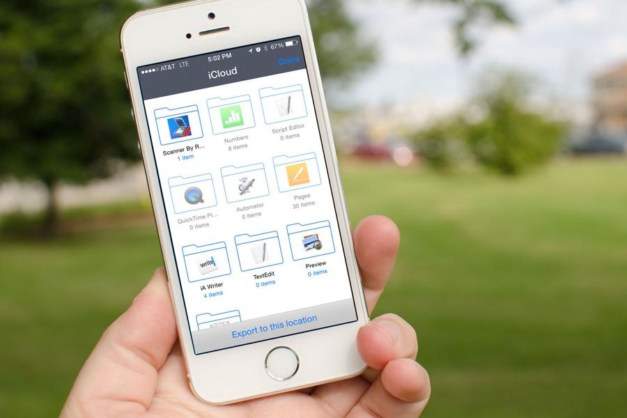 Цены на облачное хранилище iCloud Drive обновятся 25 сентября