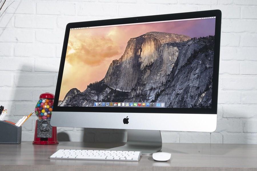 Следующее поколение iMac может получить стеклянный корпус