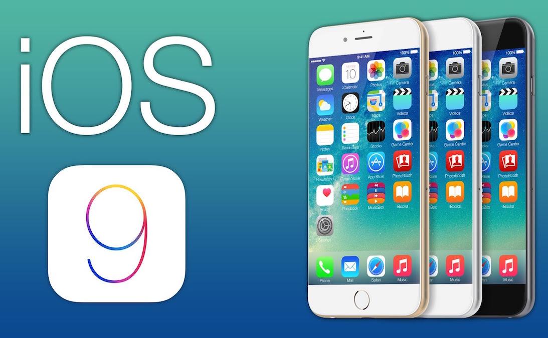 iOS 9.0.1 2