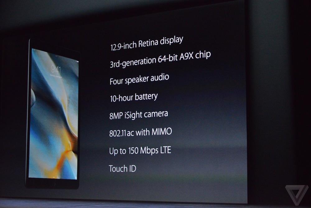 iPad Pro 5