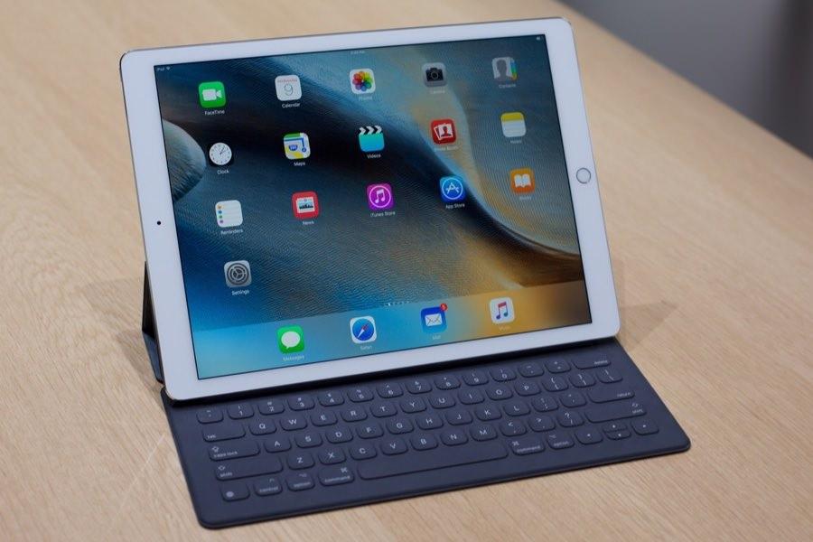 Logitech анонсировала собственную клавиатуру для iPad Pro