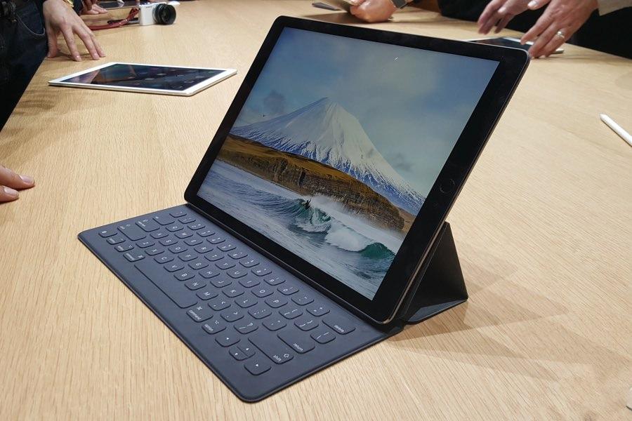 В новый 12,9-дюймовый iPad Pro установлено 4 Гб оперативной памяти