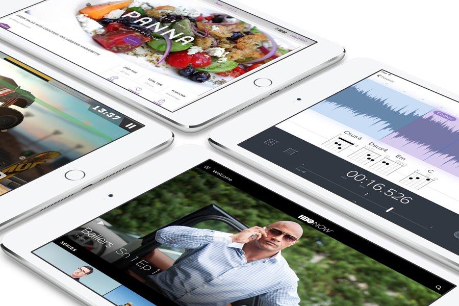 Вся информация о новом планшете iPad Mini 4