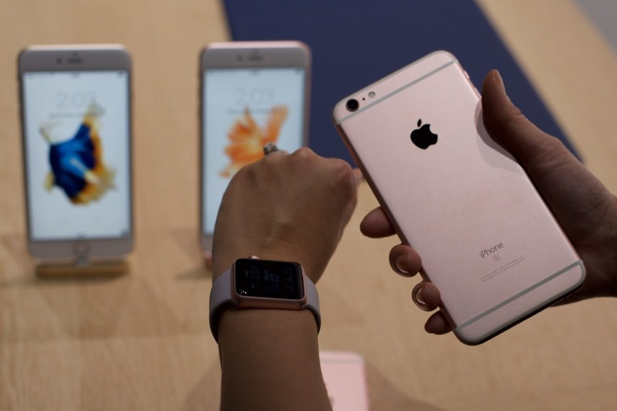 Apple распродала все iPhone 6s и iPhone 6s Plus в цвете «Розовое золото»
