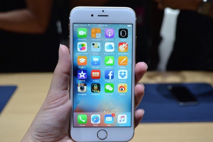 Стала известна стоимость iPhone 6s и iPhone 6s Plus в России