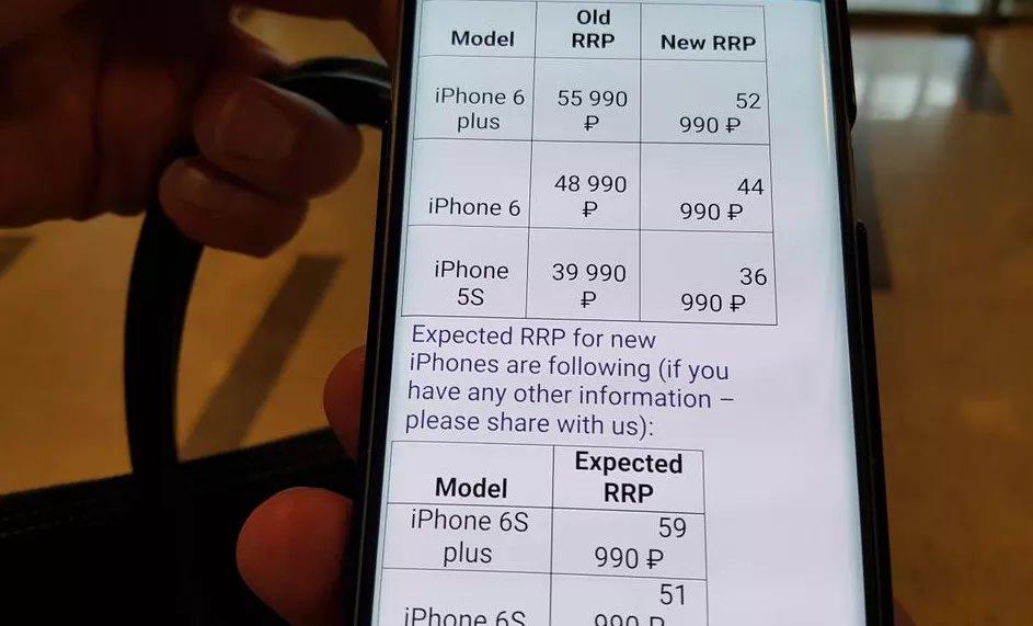 iPhone 6s Plus Apple Russia купить недорого