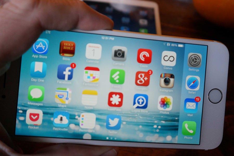 Apple случайно выложила iPhone 6s на свой сайт в преддверии презентации